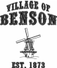 Village of Benson